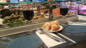 Barcelona kulinarisch mit Freunden