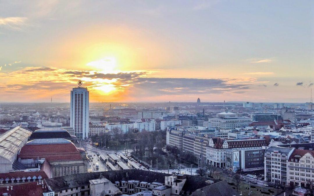 neu in Leipzig
