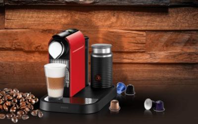 Nespresso Maschine gewinnen